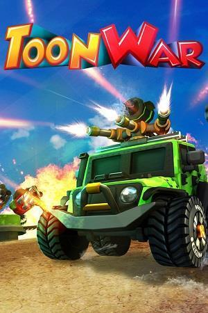 Toon War cover art