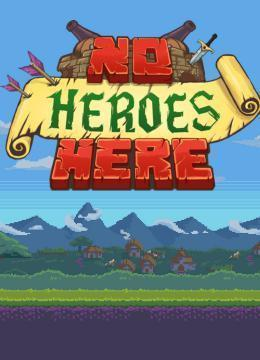 No Heroes Here cover art
