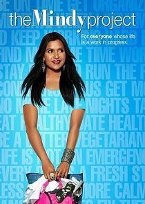 The Mindy Project Season 5 cover art