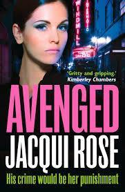 AVENGED (Jacqui Rose) cover art