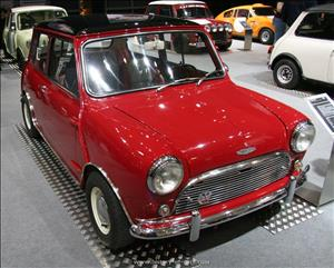 MINI Cooper 1071S cover art