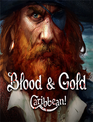 Blood & Gold: Caribbean! cover art