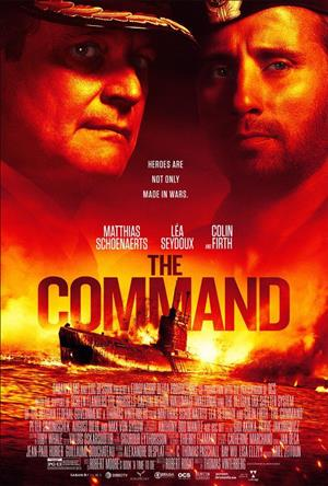 The Command cover art