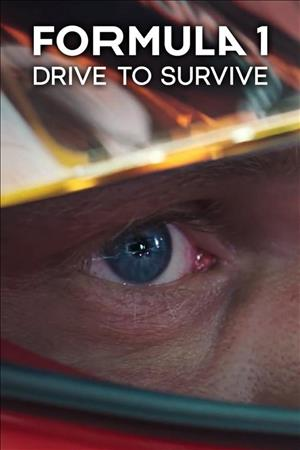 Formula 1: Drive to Survive cover art
