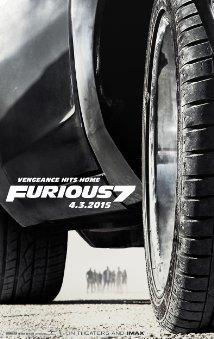 Furious 7 cover art