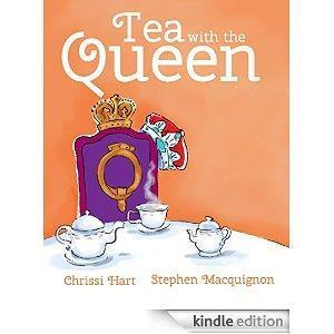 Tea with the Queen cover art