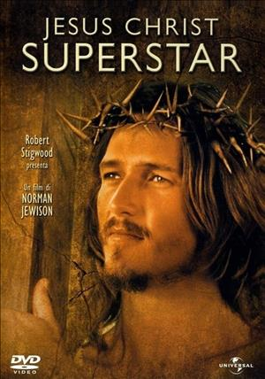 Jesus Christ Superstar cover art
