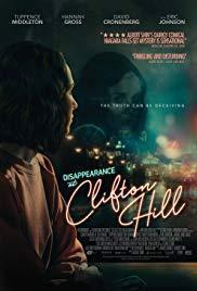 Disappearance at Clifton Hill cover art