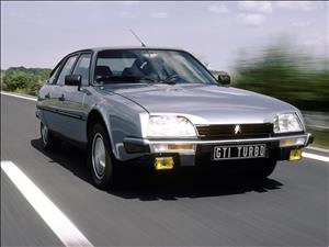 CITROEN CX GTi/GTi Turbo cover art