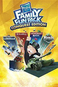 Hasbro Family Fun Pack - Conquest Edition cover art