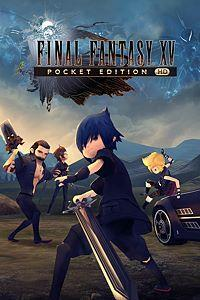 Final Fantasy XV Pocket Edition HD cover art