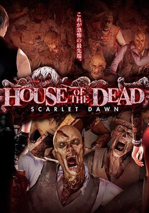 House of the Dead: Scarlet Dawn cover art