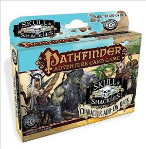 Pathfinder Adventure Card Game: Skull & Shackles – The Price of Infamy Adventure Deck cover art