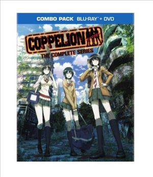 Coppelion: The Complete Series cover art