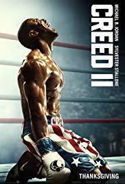 Creed II cover art