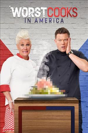 Worst Cooks in America Season 17 cover art