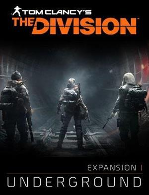 Tom Clancy's The Division - Underground cover art