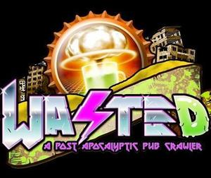 WASTED cover art