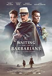 Waiting for the Barbarians cover art