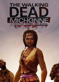 The Walking Dead: Michonne Episode 1 - In Too Deep cover art