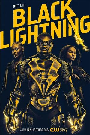 Black Lightning Season 1 cover art