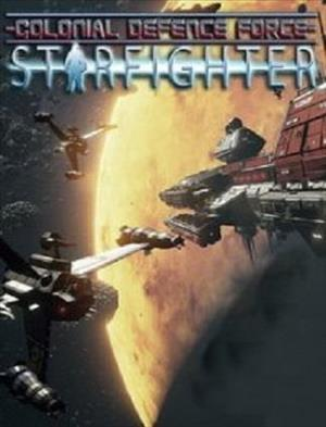 CDF Starfighter VR cover art