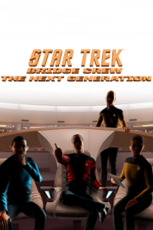 Star Trek: Bridge Crew - The Next Generation cover art