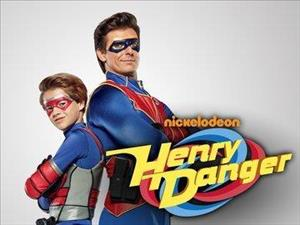 Henry Danger Season 1 cover art