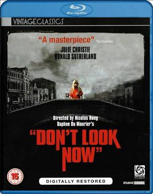 Don't Look Now cover art
