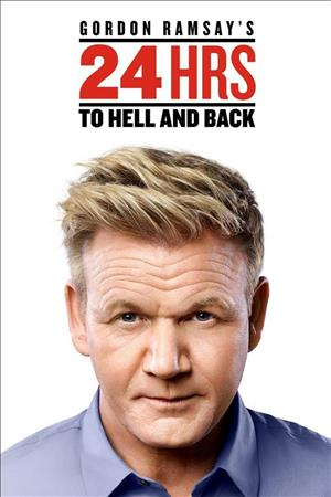 Gordon Ramsay's 24 Hours to Hell & Back Season 2 cover art