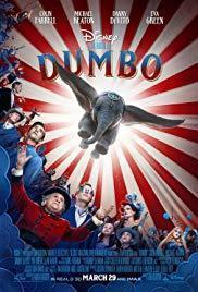 Dumbo cover art
