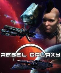Rebel Galaxy cover art