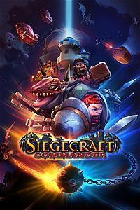 Siegecraft Commander cover art