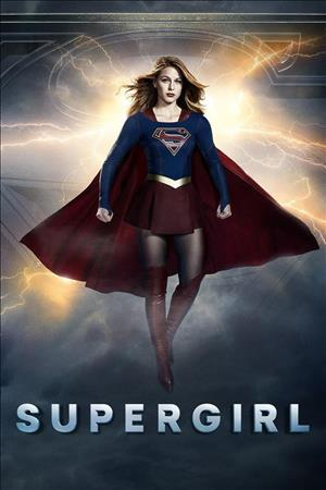 Supergirl Season 4 cover art