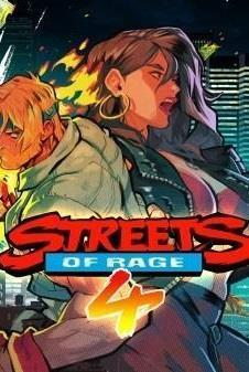 Streets of Rage 4 cover art