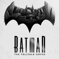 Batman: The Telltale Series Episode 1 - Realm of Shadows cover art