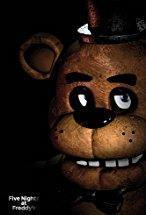 Five Nights at Freddy's cover art