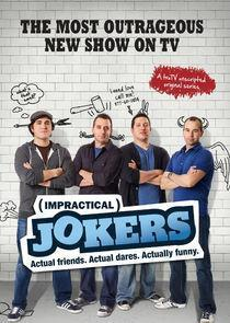 Impractical Jokers Season 5 cover art