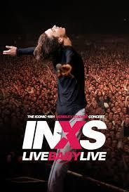 INXS: Live Baby Live cover art