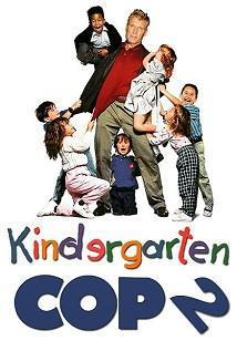 Kindergarten Cop 2 cover art