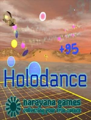 Holodance cover art
