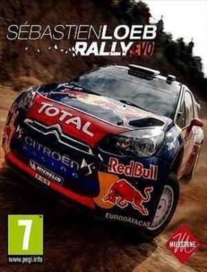 Sébastien Loeb Rally EVO cover art