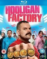 The Hooligan Factory cover art