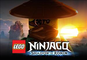 LEGO Ninjago: Shadow of Ronin cover art