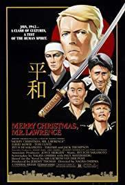 Merry Christmas Mr. Lawrence cover art