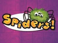 Spiders! cover art