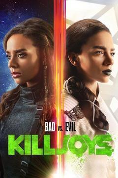 Killjoys Season 4 cover art