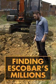 Finding Escobar's Millions Season 1 cover art