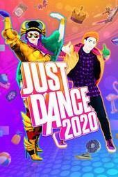 Just Dance 2020 cover art