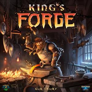King's Forge cover art
